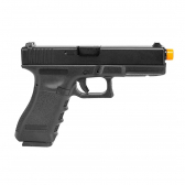Pistola Airsoft À Gás Gbb Glock Black Blowback 6Mm Army Army-R17-Bk - Pi1540204204101031