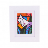 Quadro Romero Britto Behind The Bushes Trevisan Concept - Mkp000196000154