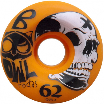 RODA B.OWL 62MM (98A) - OWL SPORTS MKP000049000047