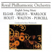 Royal Philharmonic Orchestra English String Music - Cd Clássica - Mkp000315007786