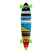 Skate Longboard Breeze Stripes Abec-7 Mormaii - Mkp000916000455