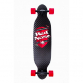 Skate Longboard Mess Maple Abec-7 Red Nose - Mkp000916000463