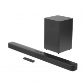 Soundbar Bar 2.1 Deep Bass 209W Rms Bluetooth Usb Jbl Bivolt - Mkp000627004696