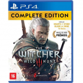 The Witcher 3 Wild Hunt Complete Edition Ps4 - Mkp000894000013